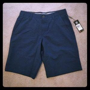Under Armour Navy Golf Shorts